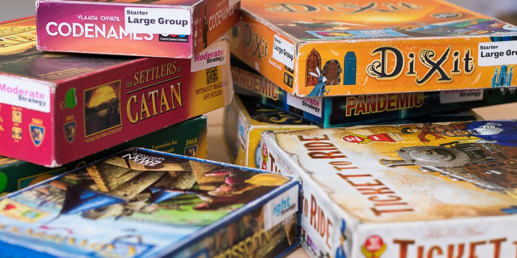 Board Games for Family Night